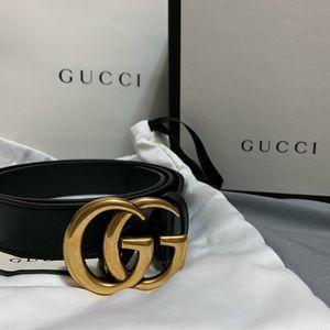 Authentic Gucci men's belt